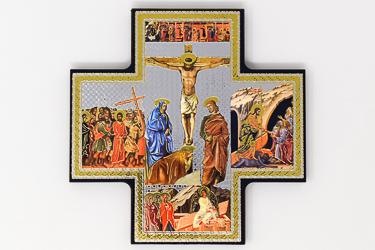 Crucifixion Icon.