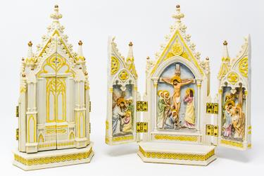 Crucifixion Triptych.