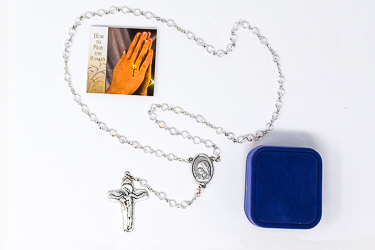 Rosary Beads St Teresa.