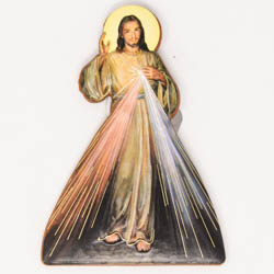 Sacred Heart of Jesus Magnet.