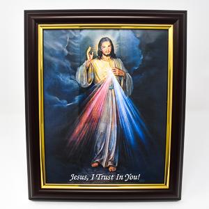 Divine Mercy Picture.