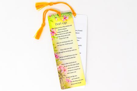 Guardian Angel Bookmark.