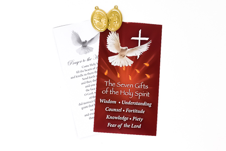 Confirmation Prayer Card.