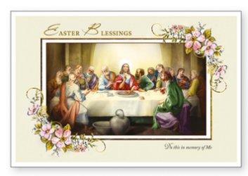 Easter Blessings Card.