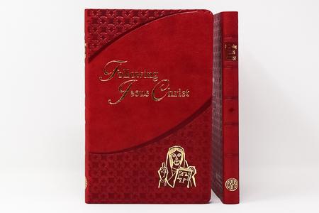 Following Jesus Christ Book.