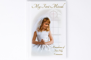 My first missal Book for a Girl.