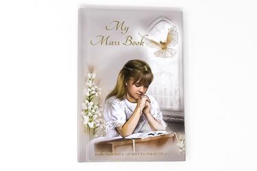 Girls Confirmation Prayer Book.