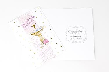 Baptism Card.