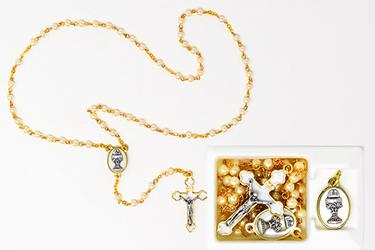 Chalice Rosary Gift Set.