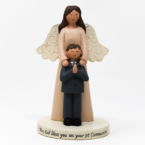 Angel Communion Statue.