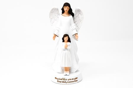 Guardian Angel Communion Statue.