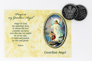 Guardian Angel Pocket Token.
