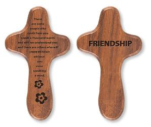 Friendship Holding Cross.