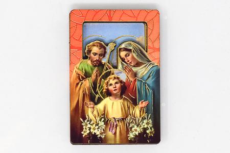 Holy Family Magnet.