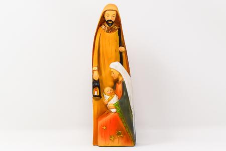 Holy Family Nativity Statue.