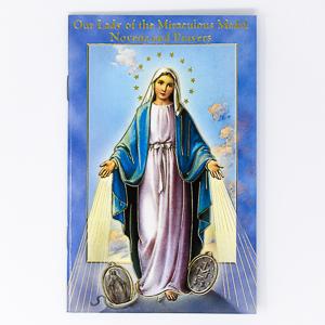 Booklet - Miraculous Medal