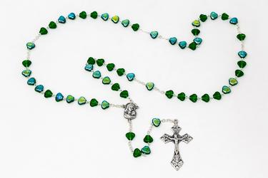 Shell Rosary Beads..
