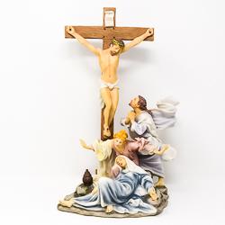 Jesus's Crucifixion Statue.