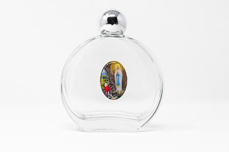 Lourdes Holy Water Bottle.