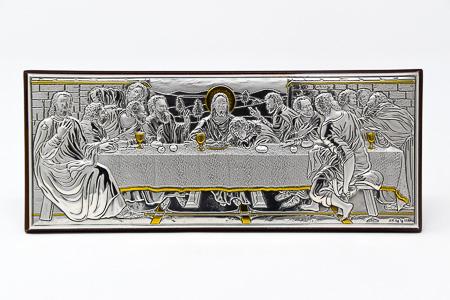 Last Supper Picture Ornament.