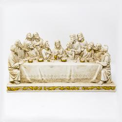 Last Supper Statue.