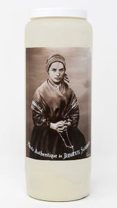 Vigil Bernadette Candle 9 Days & 9 Nights.