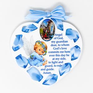 Lourdes Baptism Gift.