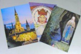 Lourdes Cards.