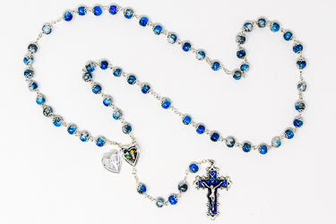 Locket Rosary Beads