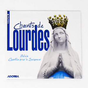 Lourdes Music CD - Celebrations of Lourdes