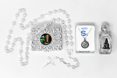 Lourdes Necklace Gift Set.