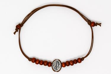 Lourdes Rope Bracelet.