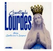 Lourdes Music CD - Celebrations of Lourdes