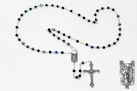 Crystal Rosary.