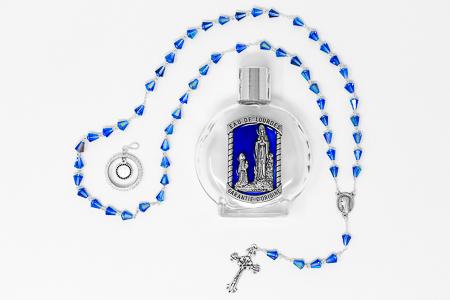 Swarovski 925 Rosary Gift Set.
