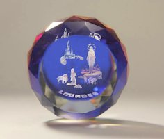 Apparition Paperweight