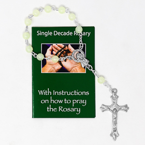 Single Decade Luminous Rosary.