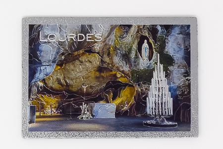 Lourdes Grotto Magnet.