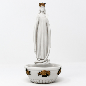 Our Lady of�Knock Font.