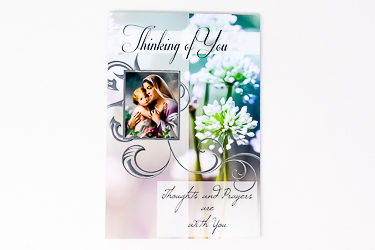 Mary & Child - Thinking of you Card.