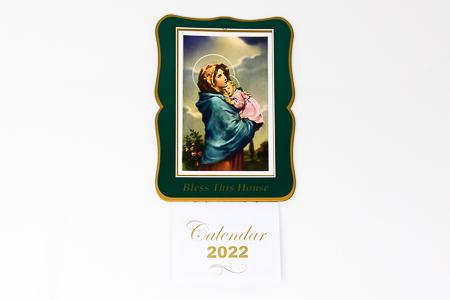 Mary and Child - Calendar 2022