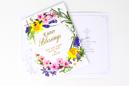 May the Lord Bless You at Easter