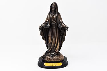 Miraculous Bronze Art Statue.