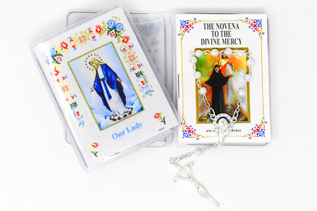 One Decade Rosary & Prayer Book