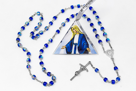 Miraculous Rosary Christmas Decoration