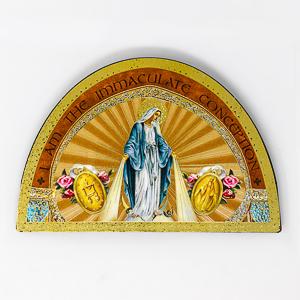 Miraculous Icon.