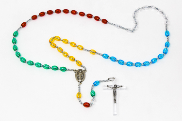 Missionary Rosary Beads.