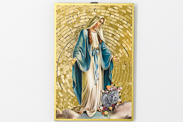 Wall Plaque - Our Lady of Grace.
