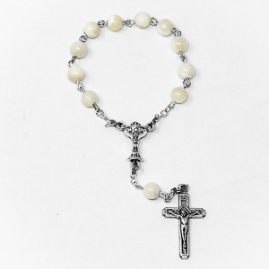Communion Chalice Decade Rosary.