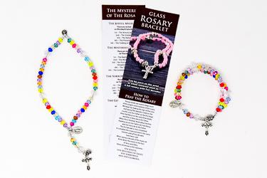 Magnetic 5 Decade Rosary / Bracelet.